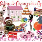 Cadouri de Craciun pentru copii – Jucarii, Hainute si Dulciuri online
