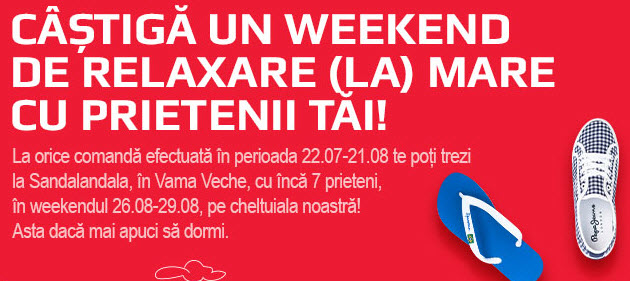 Concurs: petrece un weekend in Vama Veche cu 7 prieteni